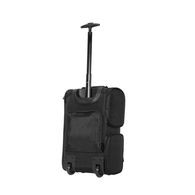 (2w1) Plecak - Walizka wizażysty LUXURY