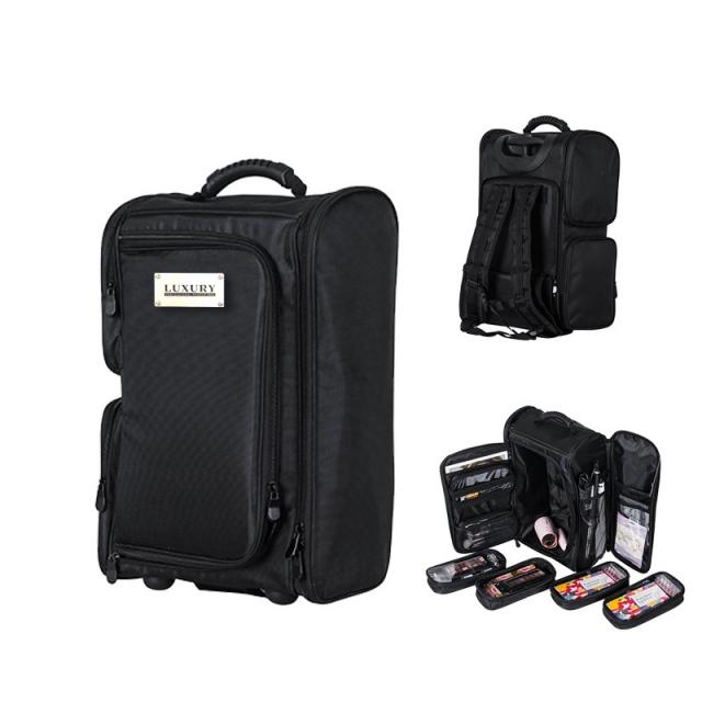 (2w1) Plecak - Walizka wizażysty LUXURY (oferta specjalna przy zakupach pow. 899zł)