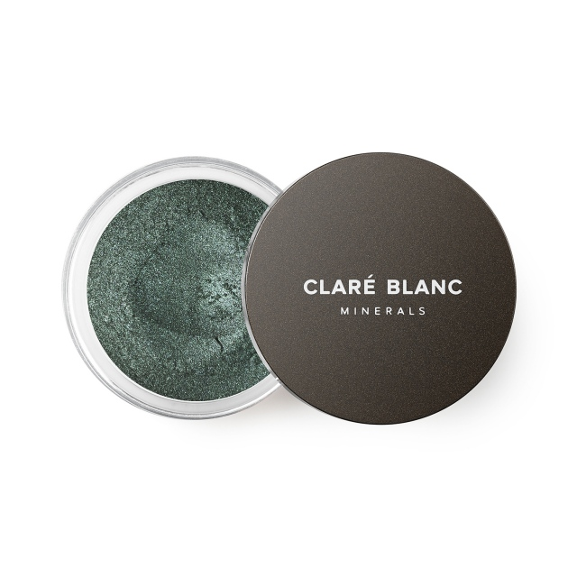 Clare Blanc cień do powiek BOTTLE GREEN 889 (1,6g)