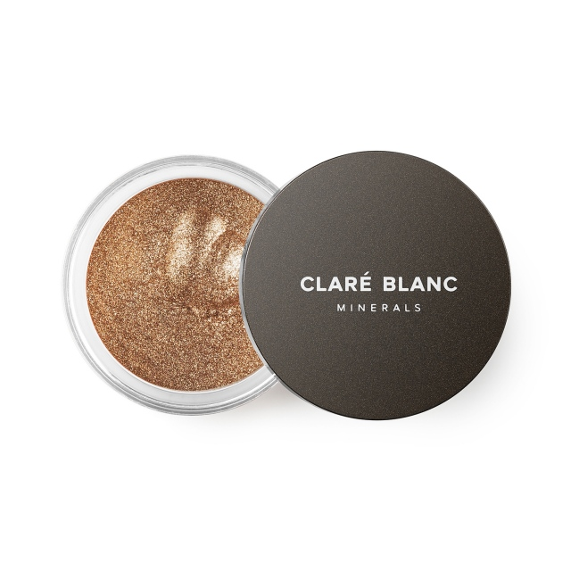 Clare Blanc cień do powiek GOLDEN BROWN 892 (1,3g)