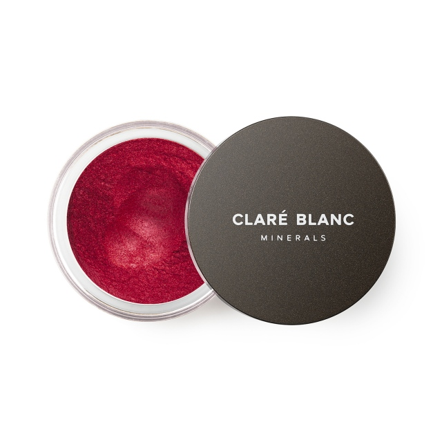 Clare Blanc cień do powiek REAL RED 876 (1g)