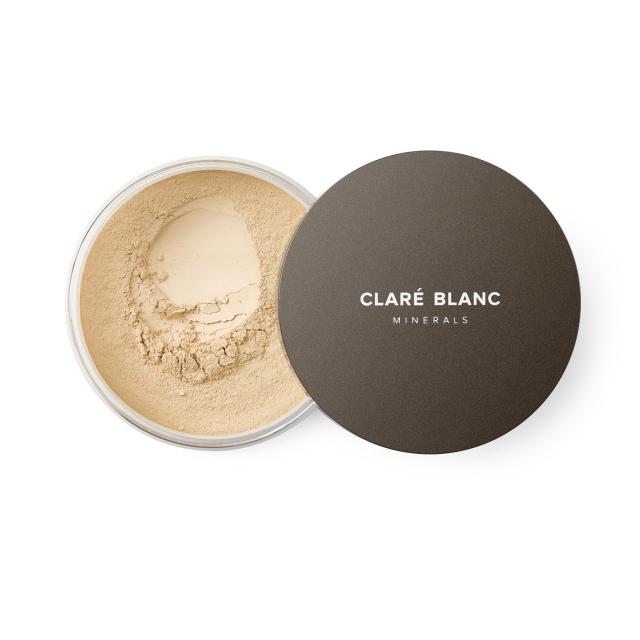 Clare Blanc podkład mineralny SPF 15 14g BEIGE 340 BEŻOWY średni