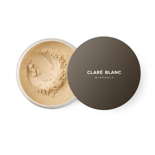 Clare Blanc podkład mineralny SPF 15 14g BEIGE 350 BEŻOWY średni