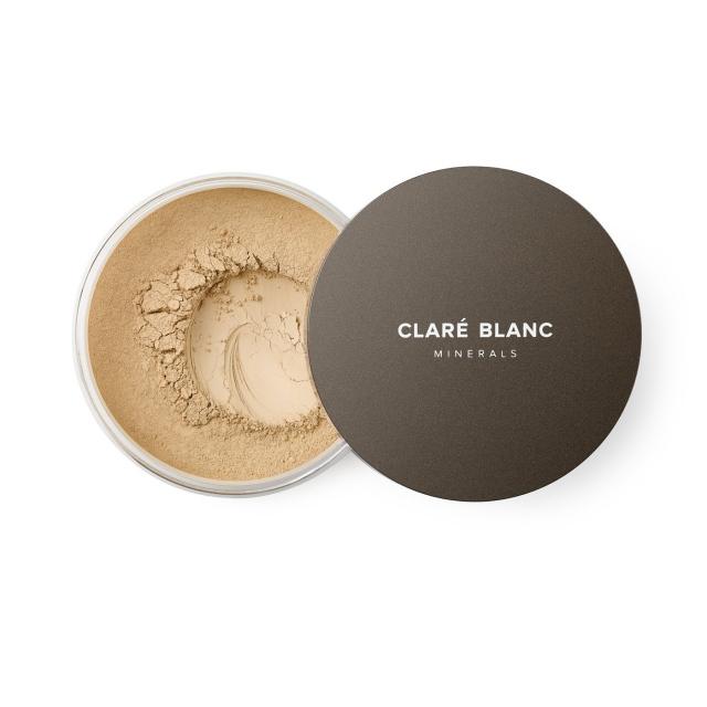 Clare Blanc podkład mineralny SPF 15 14g BEIGE 360 BEŻOWY ciemny