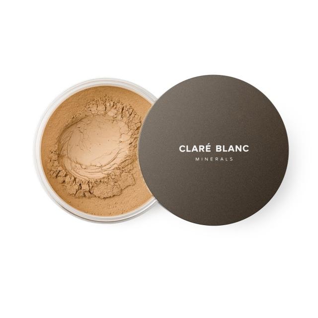 Clare Blanc podkład mineralny SPF 15 14g BEIGE 380 BEŻOWY bardzo ciemny