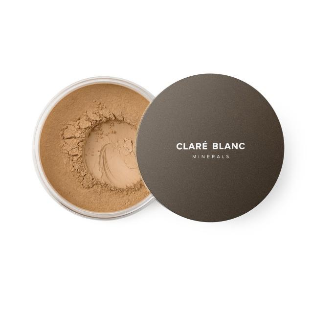 Clare Blanc podkład mineralny SPF 15 14g BEIGE 390 BEŻOWY bardzo ciemny