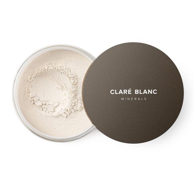 Clare Blanc podkład mineralny SPF 15 14g COOL 120 ZIMNY bardzo jasny