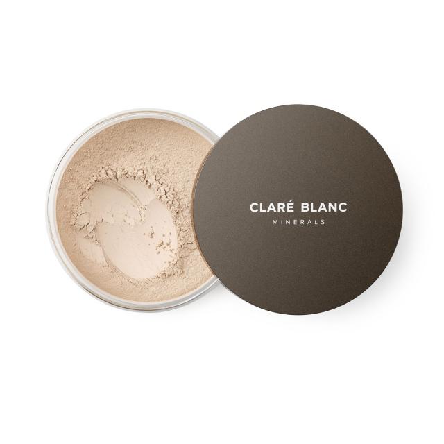 Clare Blanc podkład mineralny SPF 15 14g COOL 140 ZIMNY średni