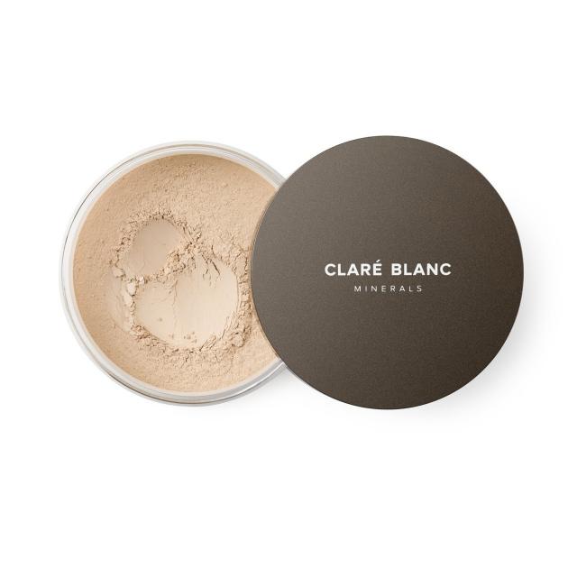 Clare Blanc podkład mineralny SPF 15 14g NEUTRAL 245 NEUTRALNY średni
