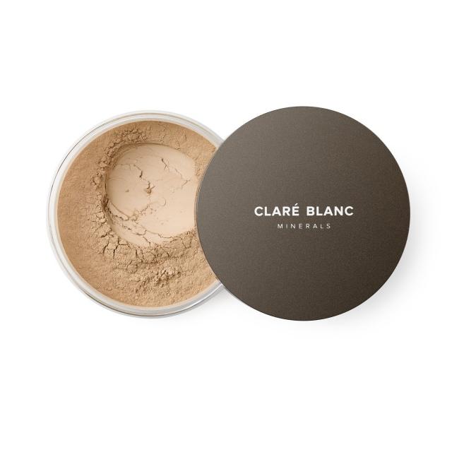 Clare Blanc podkład mineralny SPF 15 14g NEUTRAL 260 NEUTRALNY ciemny