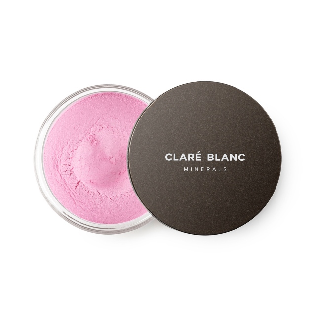 Clare Blanc róż mineralny BUBBLE GUM 722 (3g)
