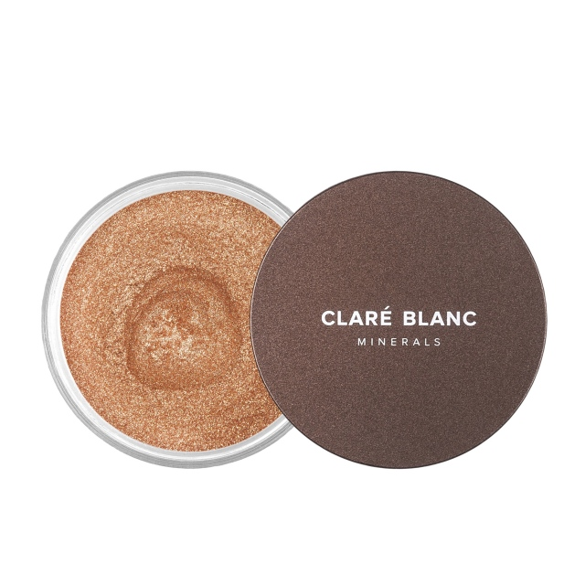 Clare Blanc rozświetlający puder BODY MAGIC DUST - BRONZE SKIN 09 (4g)