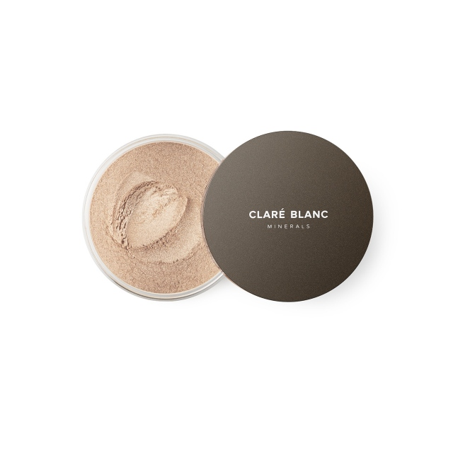 Clare Blanc rozświetlający puder BODY MAGIC DUST - GOLDEN SKIN 06 (4g)