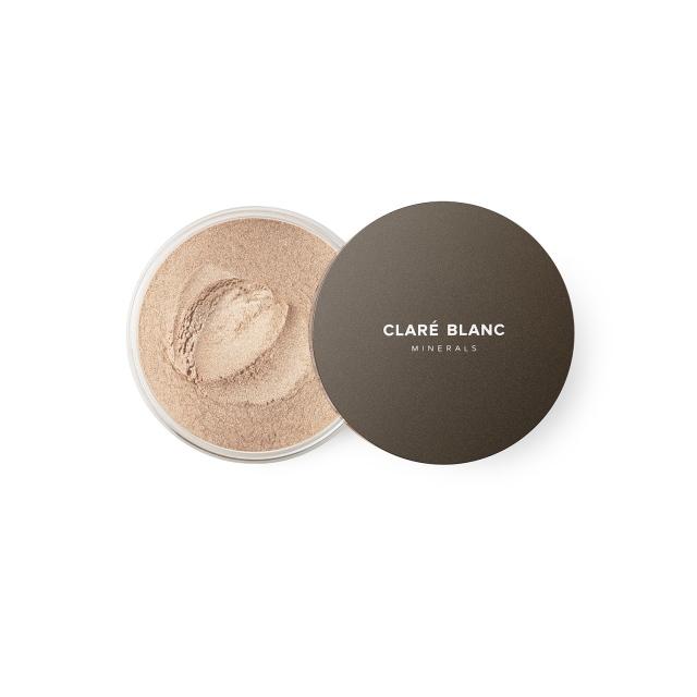Clare Blanc rozświetlający puder BODY MAGIC DUST - GOLDEN SKIN 06 (4g)