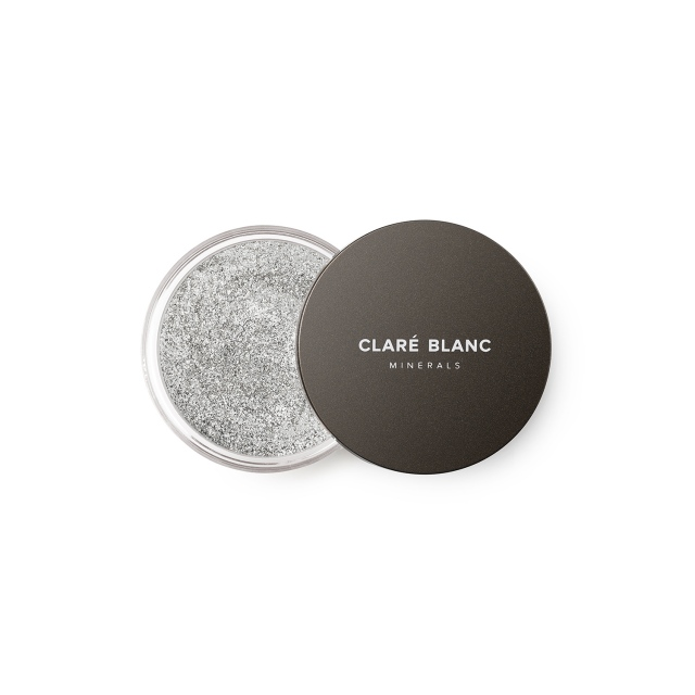 Clare Blanc rozświetlający puder MAGIC DUST - PURE SILVER 04 (3g)