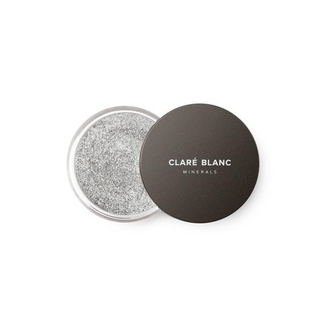 Clare Blanc rozświetlający puder MAGIC DUST - PURE SILVER 04 (3g)
