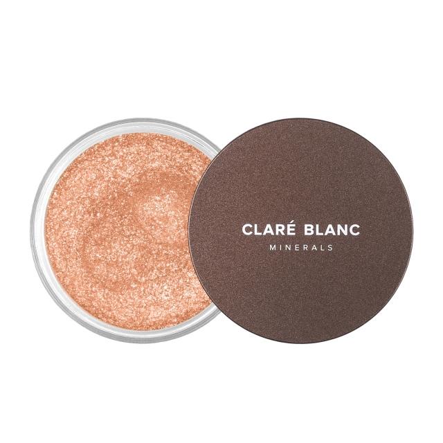 Clare Blanc rozświetlający puder Magic Dust - Peachy Gold 14 (4g)