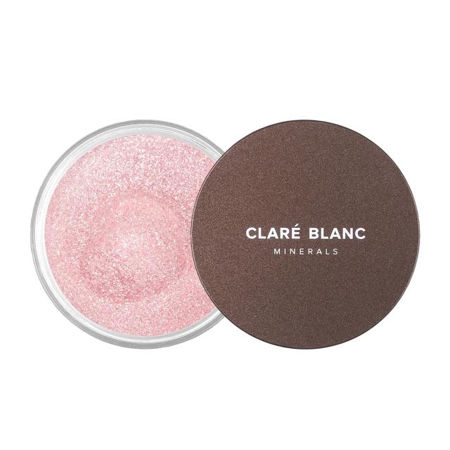Clare Blanc rozświetlający puder Magic Dust - Pink Prosecco 11 (4g)