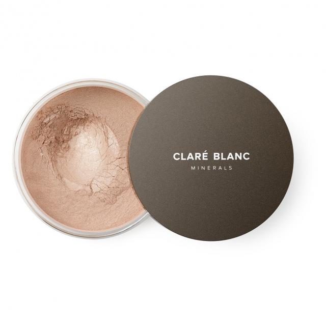 Clare Blanc rozświetlający puder mineralny - FLOURISH 23 (12g)