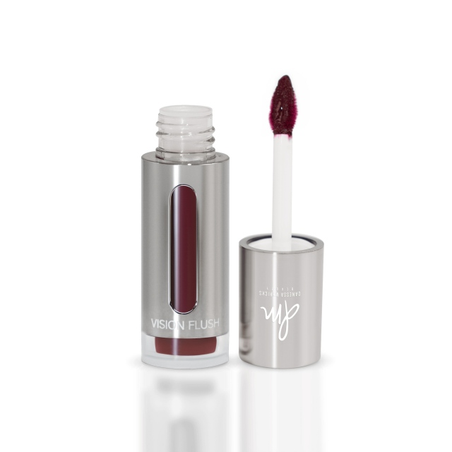 Danessa Myricks Beauty VISION FLUSH BLACK CHERRY