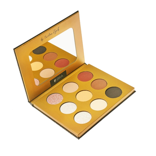 IBRA - Paleta cieni Makeup Palette by Ewelina Zych (Eweska)