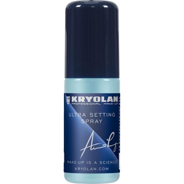 KRYOLAN Lekki, matujący utrwalacz makijażu Ultra Setting Spray - fixer 50 ml 09291/00