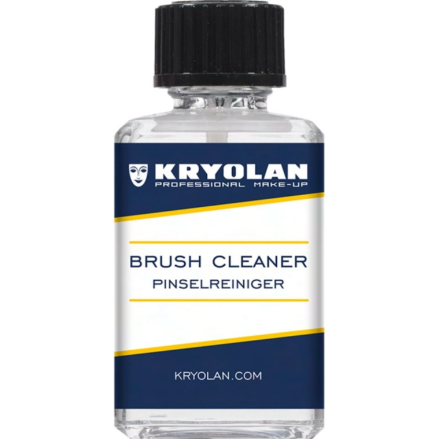 KRYOLAN Płyn do mycia i dezynfekcji pędzli BRUSH CLEANER 30 ML 03490/00