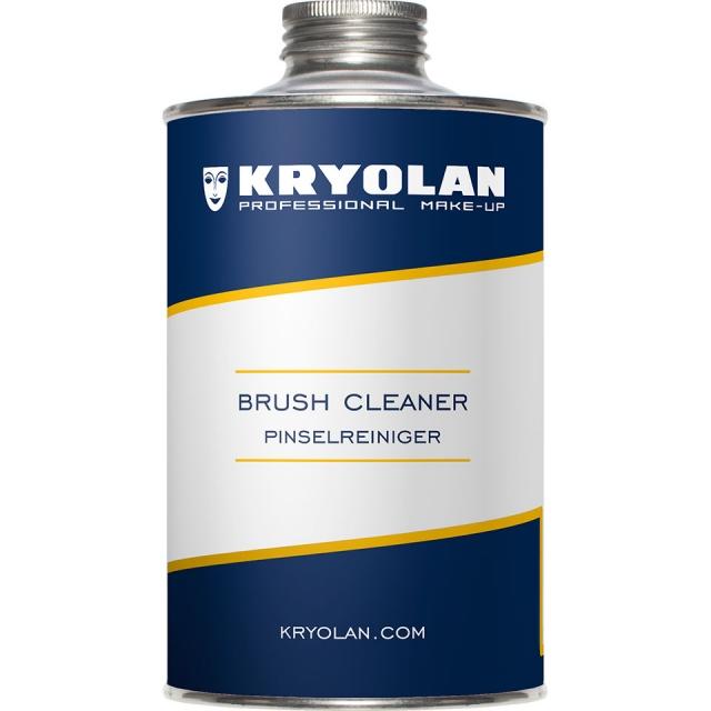 KRYOLAN Płyn do mycia i dezynfekcji pędzli BRUSH CLEANER 500 ML 03493/00