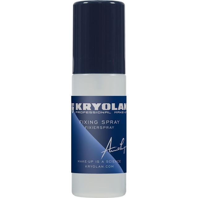 KRYOLAN Utrwalacz makijażu w atomizerze FIXING SPRAY 50 ML 02291/00