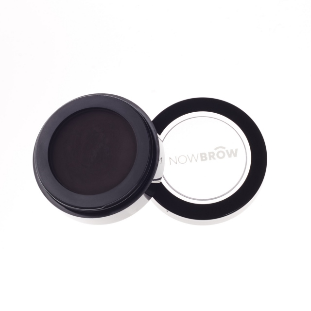 NowBrow - Mineralny cień do brwi Brow Powder BP01 Latte