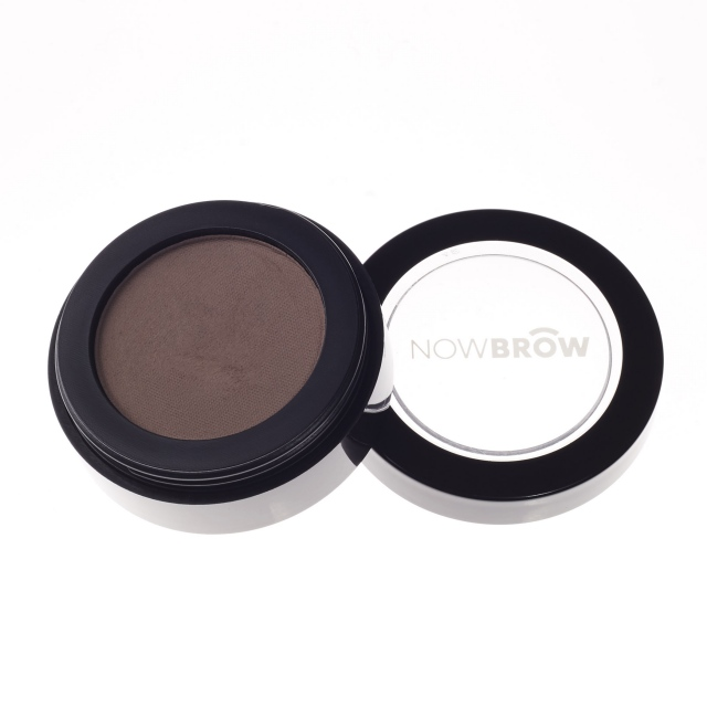 NowBrow - Mineralny cień do brwi Brow Powder BP02 Cappuccino