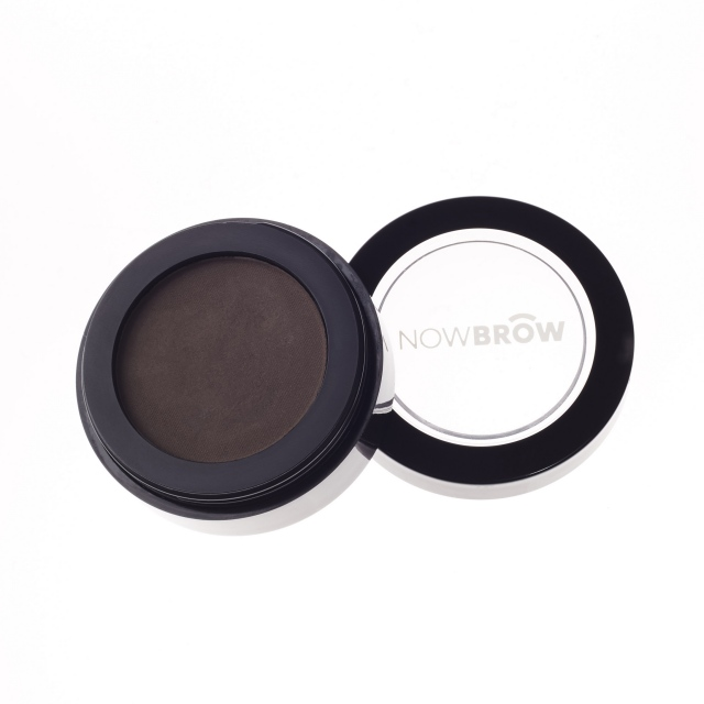 NowBrow - Mineralny cień do brwi Brow Powder BP03 Americano
