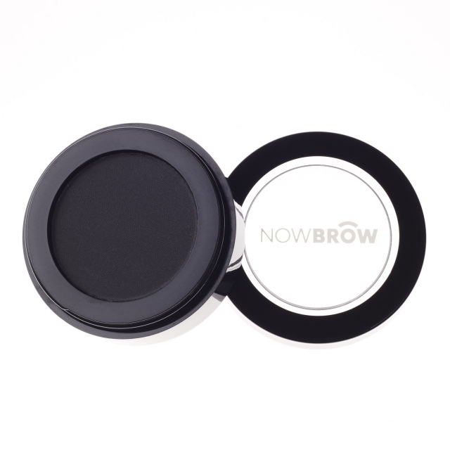 NowBrow - Mineralny cień do brwi Brow Powder BP04 Graphite