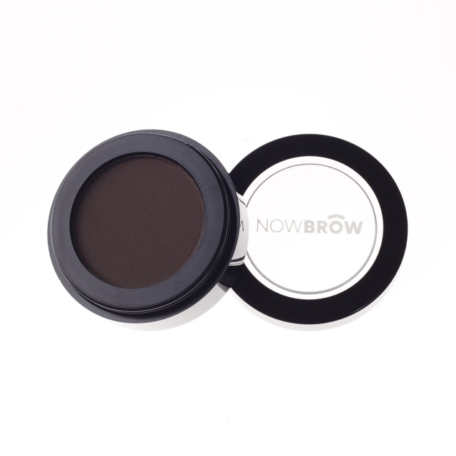 NowBrow - Mineralny cień do brwi Brow Powder BP05 Taupe
