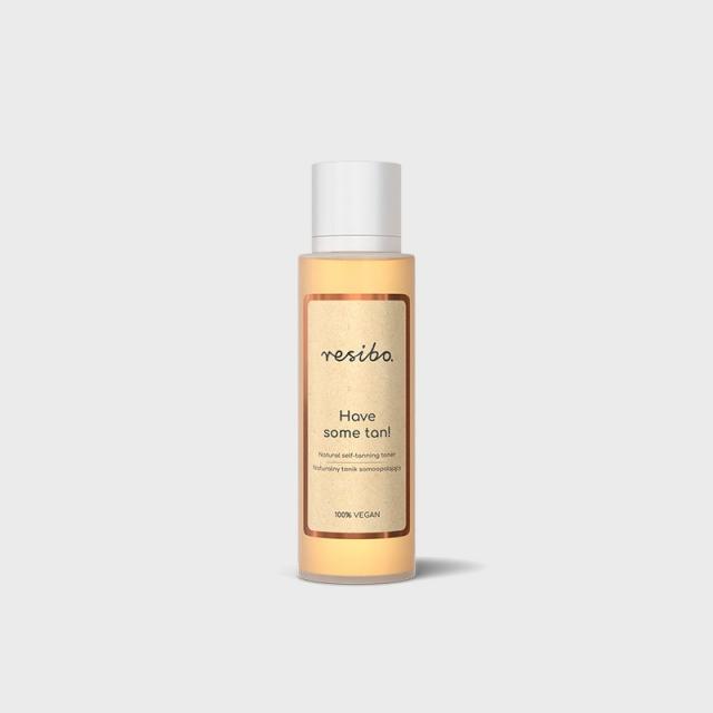 RESIBO - Have Some Tan! Naturalny tonik samoopalający 100ml