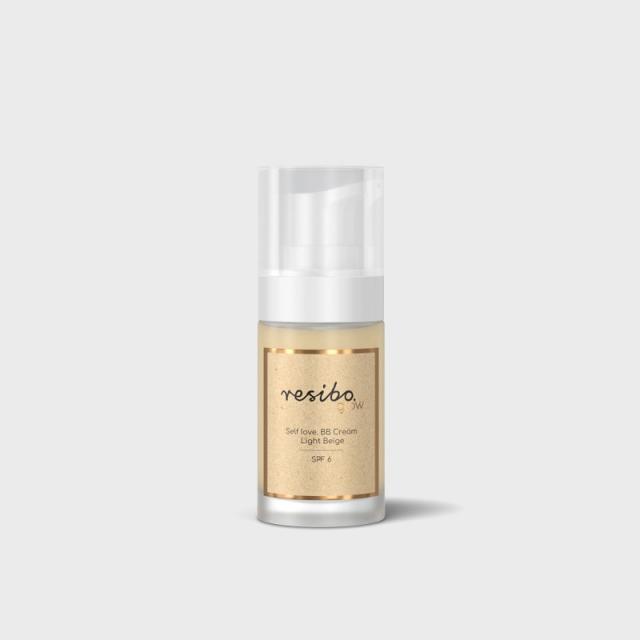 RESIBO - Self Love. BB cream - light beige 30ml