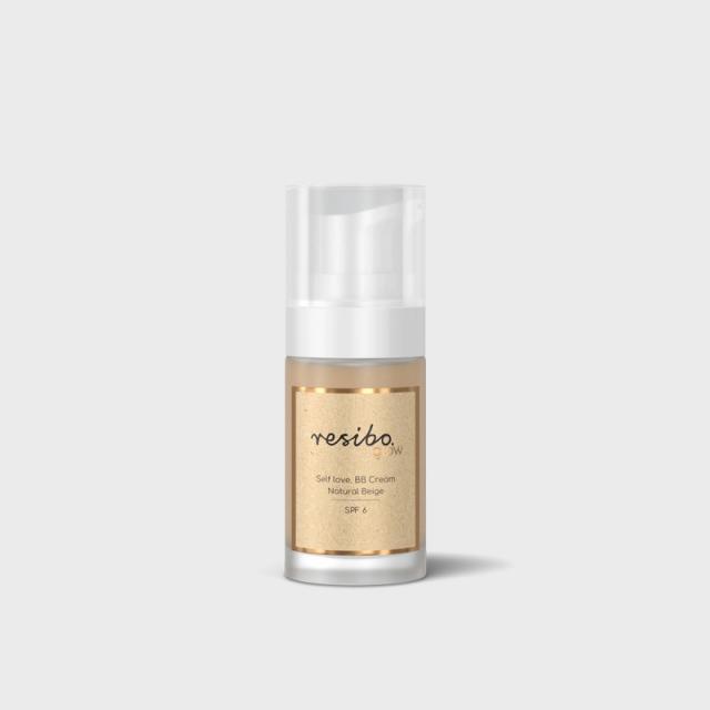 RESIBO - Self Love. BB cream - natural beige 30ml
