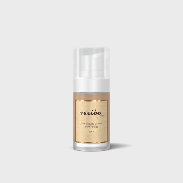 RESIBO - Self Love. BB cream - sunny beige 30ml