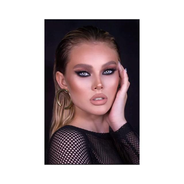 Kurs makijażu Sasha Nikolina Professional ONLINE Intensive Instamakeup (eng)